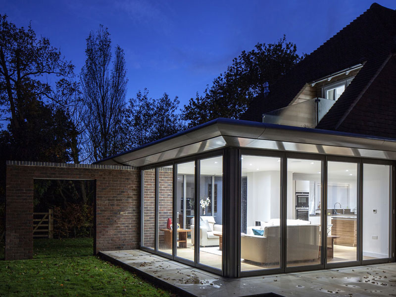 Dwell Architecture Amp Design Contemporary Extension And