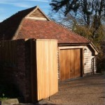 Detached Garage and Workshop