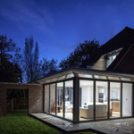 Contemporary extension and whole house refurbishment